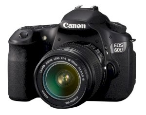 Canon EOS 60D (EF-S 18-55mm F3.5-5.6 IS) Lens Kit