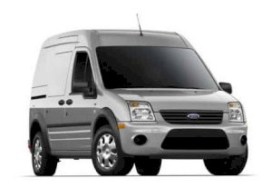 Ford Transit Connect XLT Van 2012