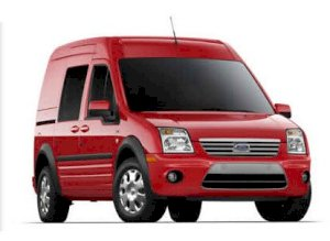Ford Transit Connect XLT Wagon 2012