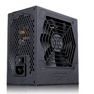 FSP Hexa 500W - 80Plus - Active PFC