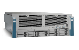 Server Cisco UCS C460 M2 High-Performance Rack-Mount Server E7-4850 2P (2x Intel Xeon E7-4850 2.0GHz, RAM 8GB, HDD 146GB SAS 15K)