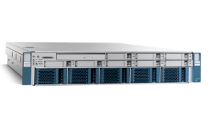 Server Cisco UCS C250 M2 Extended-Memory Rack-Mount Server X5670 2P (2x Intel Xeon X5670 2.93GHz, RAM 8GB, HDD 146-GB SAS 15K)