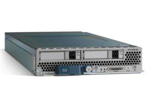 Server Cisco UCS B200 M2 Blade Server E5620 (2x Intel Xeon E5620 2.40GHz, RAM 4GB, HDD Up to 1.2 TB)