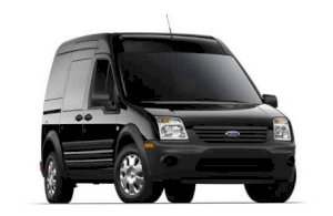 Ford Transit Connect XL Van 2012