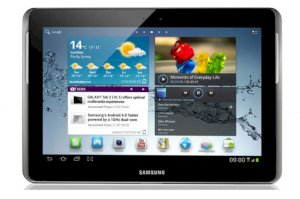 Samsung Galaxy Tab 2 10.1 (P5100) (Dual-core 1 GHz, 1GB RAM, 32GB Flash Driver, 10.1 inch, Android OS v4.0) WiFi, 3G Model