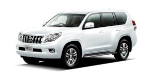 Toyota Land Cruiser Prado TX L 2.7 AT 2012