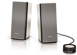 Loa Bose Companion 20 multimedia speaker system 50W