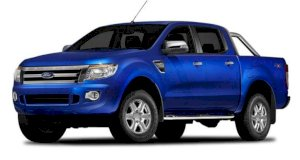 Ford Ranger Double Cab XLT 4x4 2.2 MT 2012