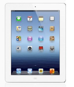 Apple The New iPad 16GB iOS 5 WiFi Model - White
