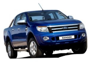 Ford Ranger Double Cab Wildtrak 4x4 3.2 AT 2012