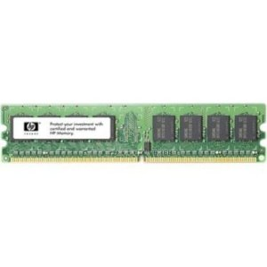 HP 2GB (1 x 2 GB) PC2-5300E DDR2-667 ECC For HP Workstation xw4300, xw4400, xw4550, xw4600 - PV942A