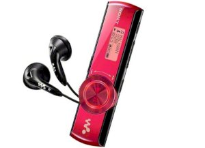 Sony Walkman NWZ-B172F/R