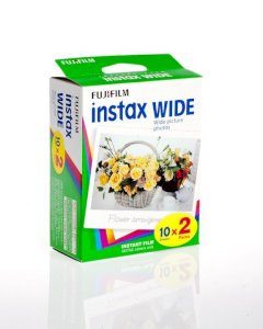 Fujifilm Instax wide (20 packs)