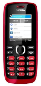 Nokia 112 Red