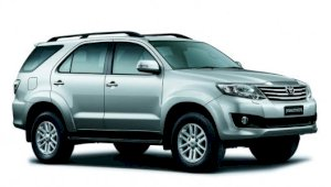 Toyota Fortuner 2.7V 4x4 AT 2012 Việt Nam