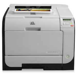 HP LaserJet Pro 400 color Printer M451dn (CE957A)
