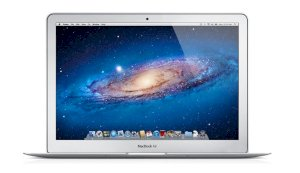 Apple MacBook Air (MD223LL/A) (Mid 2012) (Intel Core i5-3317U 1.7GHz, 4GB RAM, 64GB SSD, VGA Intel HD Graphics 4000, 11.6 inch, Mac OS X Lion)