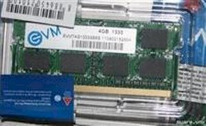 STRONTIUM EVM - DDR3 - 2GB - Bus 1333 for Laptop