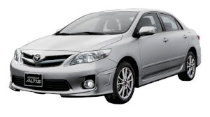 Toyota Corolla Altis 2.0RS AT 2012 Việt Nam