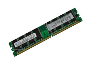 IBM (73P2867) - DDR2 - 4GB (2 x 2GB) - Bus 400Mhz - PC2 3200 CL3 ECC REGISTERED DIMM