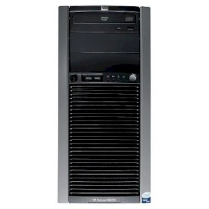 Server HP ML150G5 E5420 (Intel Xeon Quad Core E5420 2.5GHz 12MB cache, Ram 4GB, HDD 2x500GB SATA ,DVD, PSU 2x750W HOTSWAP)