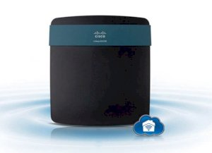 Linksys Smart Wi-Fi Router EA2700 Dual-Band N600 Router with Gigabit