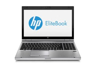 HP EliteBook 8570p (C1E71UT) (Intel Core i5-3320M 2.6GHz, 4GB RAM, 320GB HDD, VGA Intel HD Graphics 4000, 15.6 inch, Windows 7 Professional 64 bit)