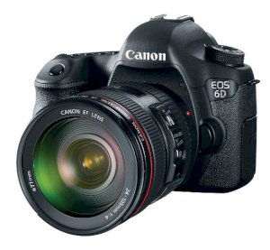 Canon EOS 6D (EF 24-105mm F4 L IS USM) Lens Kit