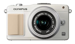 Olympus PEN E-PM2 (M.Zuiko Digital 14-42mm F3.5-5.6 II R) Lens Kit