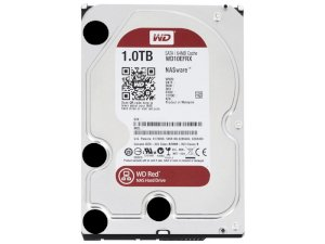 "Western Digital Red WD30EFRX 3TB IntelliPower 64MB Cache SATA 6.0Gb/s 3.5"" Internal Hard Drive -Bare Drive"