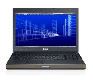 Dell Precision M4700 (Intel Core i7-3520M 2.9GHz, 4GB RAM, 320GB HDD, VGA ATI FirePro M4000, 15.6 inch, Windows 7 Professional 64 bit)