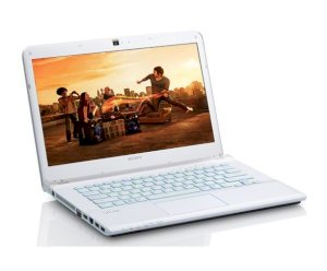 Sony Vaio SVE-14A15FX/W (Intel Core i5-3210M 2.5GHz, 6GB RAM, 750GB HDD, VGA Intel HD Graphics 4000, 14 inch, Windows 7 Home Premium 64-bit)