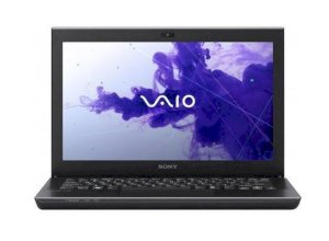 Sony Vaio SVS-13122CX/B (Intel Core i5-3210M 2.5GHz, 6GB RAM, 750GB HDD, VGA Intel HD Graphics 4000, 13.3 inch, Windows 8 64 bit)