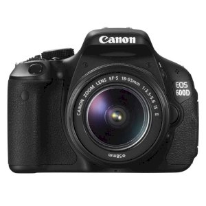 Canon EOS 600D (EOS Rebel T3i / EOS Kiss X5) (EF-S 18-55mm F3.5-5.6 IS) Lens Kit
