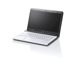 Sony Vaio SVE-14122CV/W (Intel Core i3-3110M 2.4GHz, 2GB RAM, 320GB HDD, VGA Intel HD Graphics 4000, 14 inch, Windows 8)