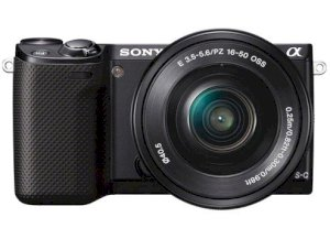 Sony Alpha NEX-5RL/B (BQ AP2) (E 16-50mm F3.5-5.6 OSS) Lens Kit