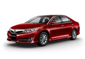 Toyota Camry SE Limited 2.5 AT 2013