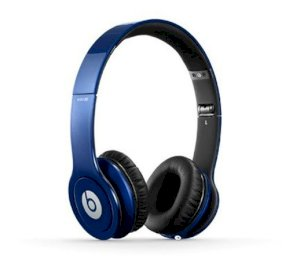 Tai nghe Monter Beats by dr Dre Solo HD blue