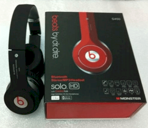 Tai nghe Beats SOlO HD Bluetooth