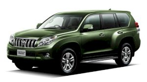 Toyota Land Cruiser Prado TX 4.0 AT 2013
