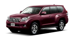 Toyota Land Cruiser Prado TX 2.7 AT 2013