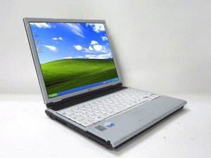 Fujitsu FMV-S8230 (Intel Core Dou T2300E 1.66GHz, 1GB RAM, 40GB HDD, VGA Intel GMA 950, 13.3 inch, Windown XP Professional)
