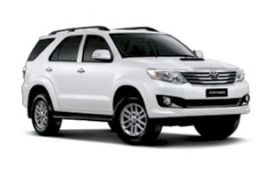 Toyota Fortuner 2.7V AT 2WD 2013