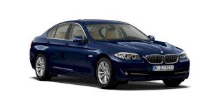 BMW 5 Series 525d 2.0 MT 2013