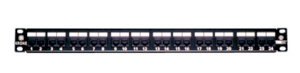 ADC KRONE 6653 1 679-24 Cat 6 Patch Panel 24-port TrueNET