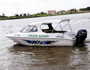 Cano 12 chỗ - speed boat 12 seat NP12-150HP