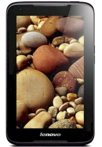 Lenovo IdeaTab A1000 (ARM Cortex A9 1.2GHz, 1GB RAM, 4GB Flash Driver, 7 inch, Android OS v4.1) Black