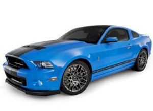 Ford Mustang Coupe 3.7 MT 2014