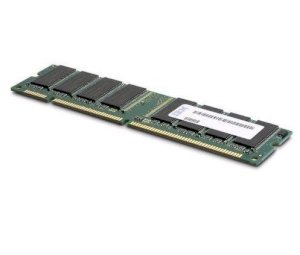IBM 4GB (1x4GB, Quad Rankx8) PC3-8500 CL7 ECC DDR3-1066MHz LP RDIMM (46C7448)