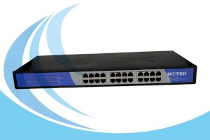 Switch công nghiệp Unmanaged UTEK UT-6524 24 port